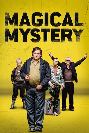 Poster of Magical Mystery or: The Return of Karl Schmidt