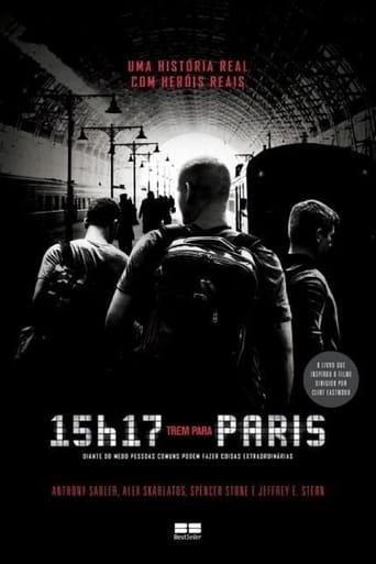 15h17: Trem Para Paris - Poster