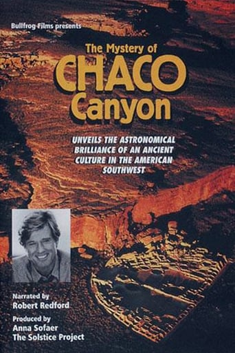 Poster of The Mystery of Chaco Canyon