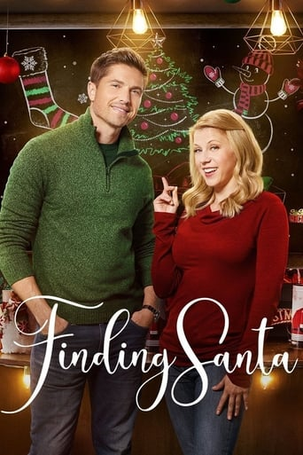 Poster of Finding Santa
