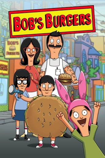 Poster of Bob's Burgers: The Movie