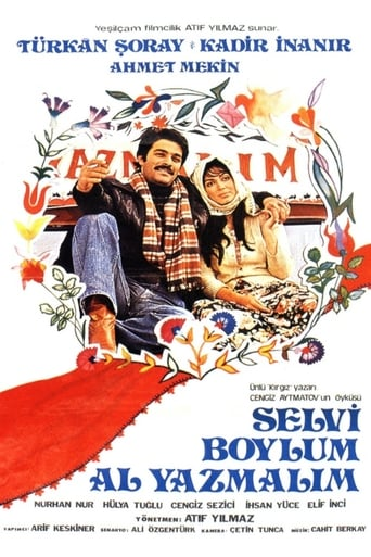 Poster of The Girl with the Red Scarf