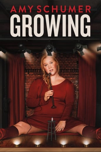 Poster of Amy Schumer: Growing