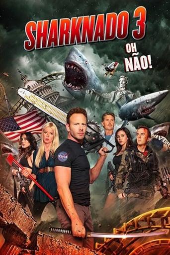 Assistir Sharknado 3: Oh, Não! online