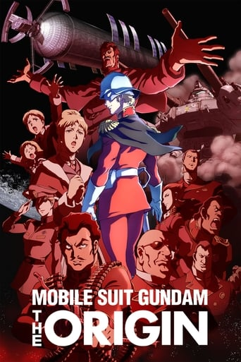 Poster of Mobile Suit Gundam: The Origin