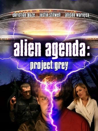 Poster of Alien Agenda: Project Grey
