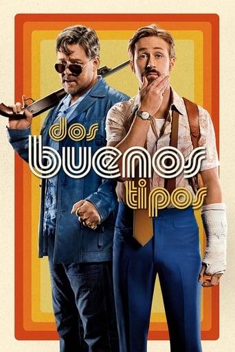 Poster of Dos buenos tipos