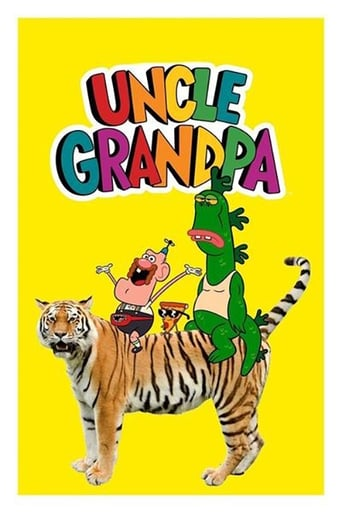 Poster of Uncle Grandpa