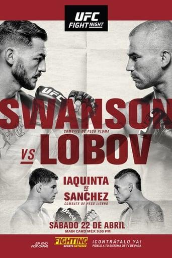 Poster of UFC Fight Night 108: Swanson vs. Lobov