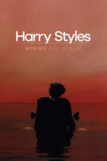 Poster of Harry Styles: Behind the Album