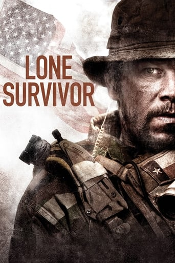 Poster of Lone Survivor