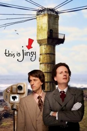 Poster of This Is Jinsy