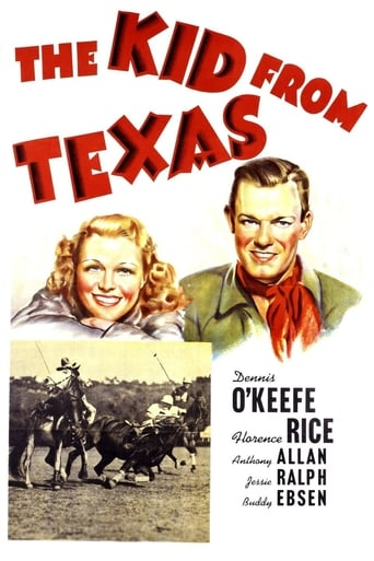 Poster of The Kid From Texas