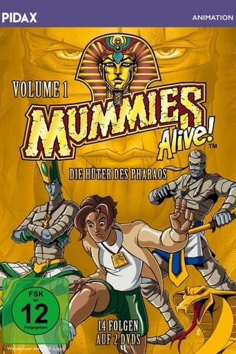 Poster of Mummies Alive!