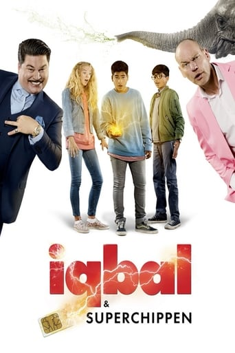 Poster of Iqbal og Superchippen