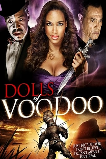 Poster of Dolls of Voodoo