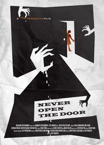 Poster of Never Open the Door