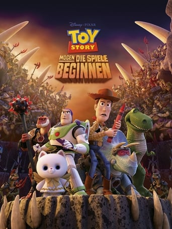 Toy Story - Mögen die Spiele beginnen - Animation / 2015 / ab 0 Jahre