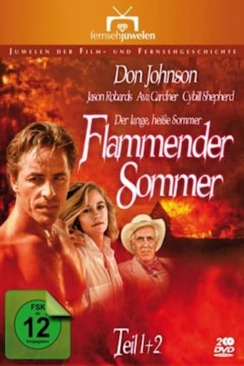 Poster of The Long Hot Summer
