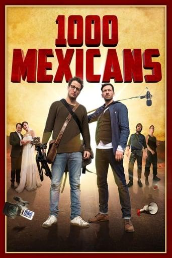 Filmplakat von 1000 Mexikaner