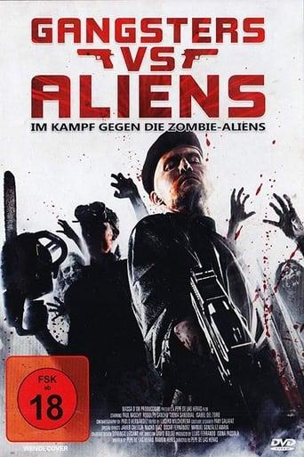 Gangsters vs Aliens - Mucha Sangre