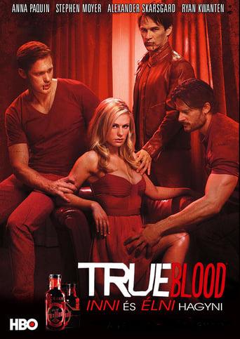 Poster of True Blood - Inni és élni hagyni