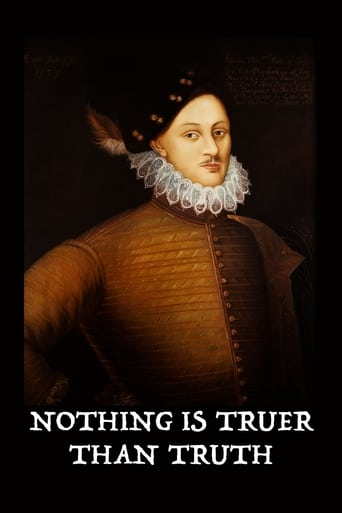 Poster of Nothing Is Truer than Truth