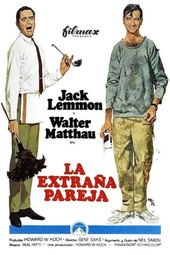 Poster of La extraña pareja