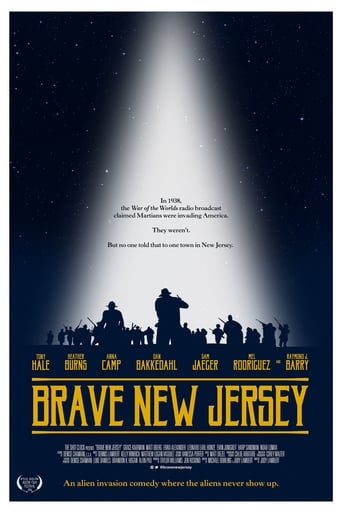 Poster of Brave New Jersey