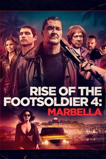 Poster of Rise of the Footsoldier 4: Marbella