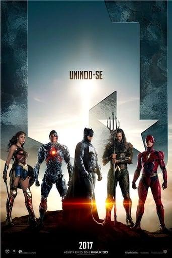 Poster of Liga da Justiça: Parte 1