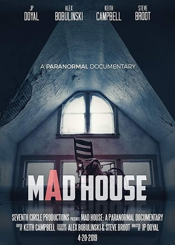 Watch Mad House: A Paranormal Documentary Free Movie Online