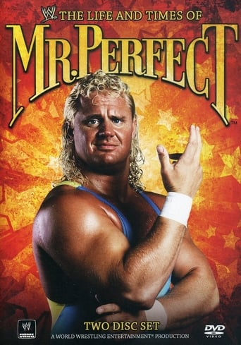 Poster of WWE: The Life and Times of Mr. Perfect