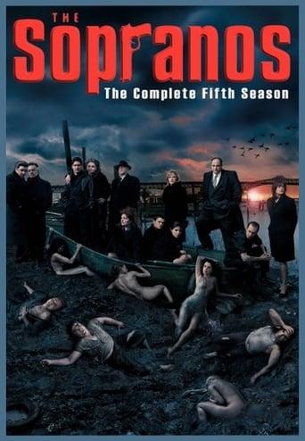 Sopranai: Mafijos kronika / The Sopranos (2004) 5 Sezonas