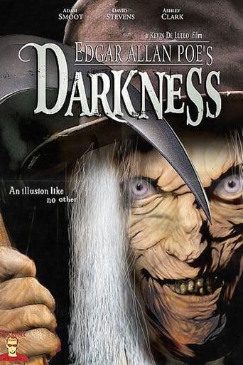 Poster of Edgar Allan Poe's Darkness