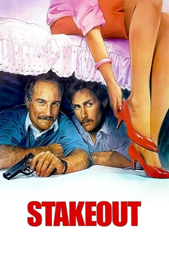 Poster of Stakeout