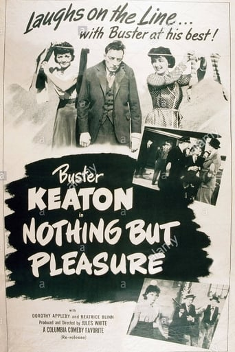 Poster of Nothing But Pleasure