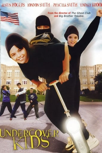Poster of Undercover Kids