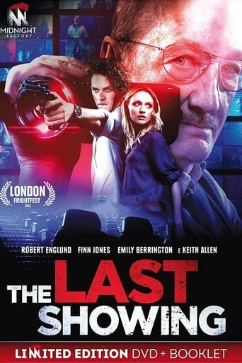 Poster of The Last Showing