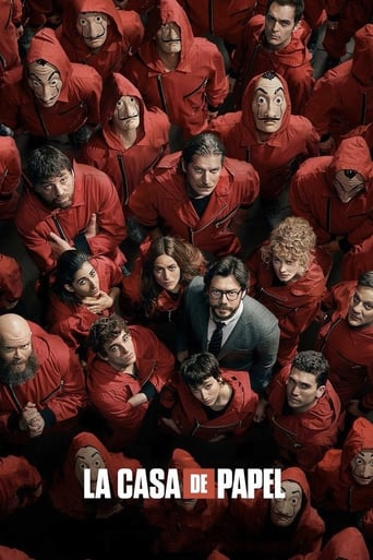 La Casa de Papel 4ª Temporada - Poster