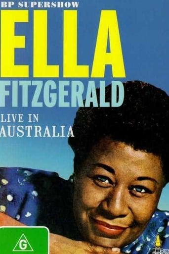 Ella Fitzgerald Live in Australia Movie Poster