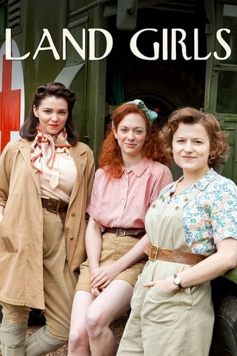 Poster of Land Girls