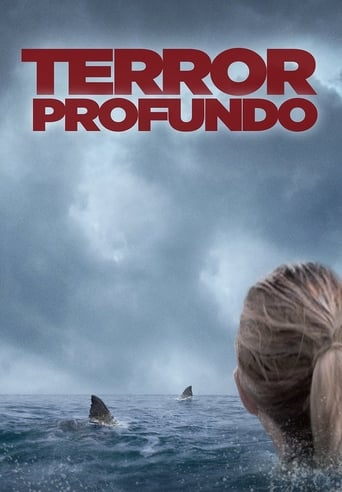 Terror Profundo - Poster