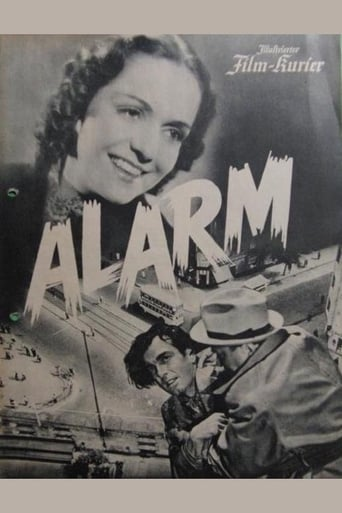 Poster of Alarm