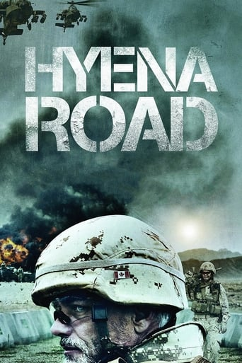 Poster of Hyena Road