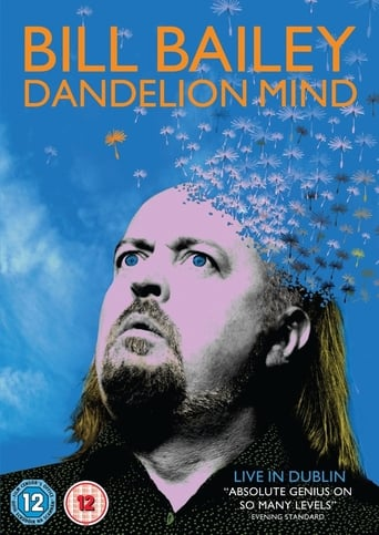 Poster of Bill Bailey Dandelion Mind