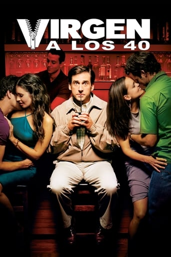 Poster of Virgen a los 40