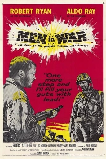 Poster of Men in War