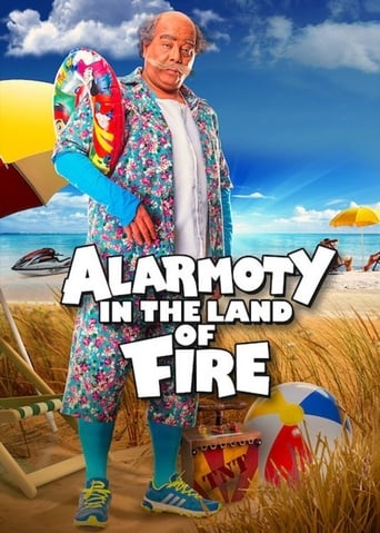 Poster of Alarmoty in the Land of Fire