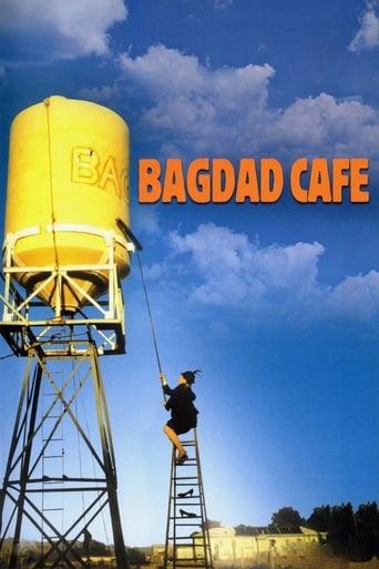 Poster of Bagdad Cafe
